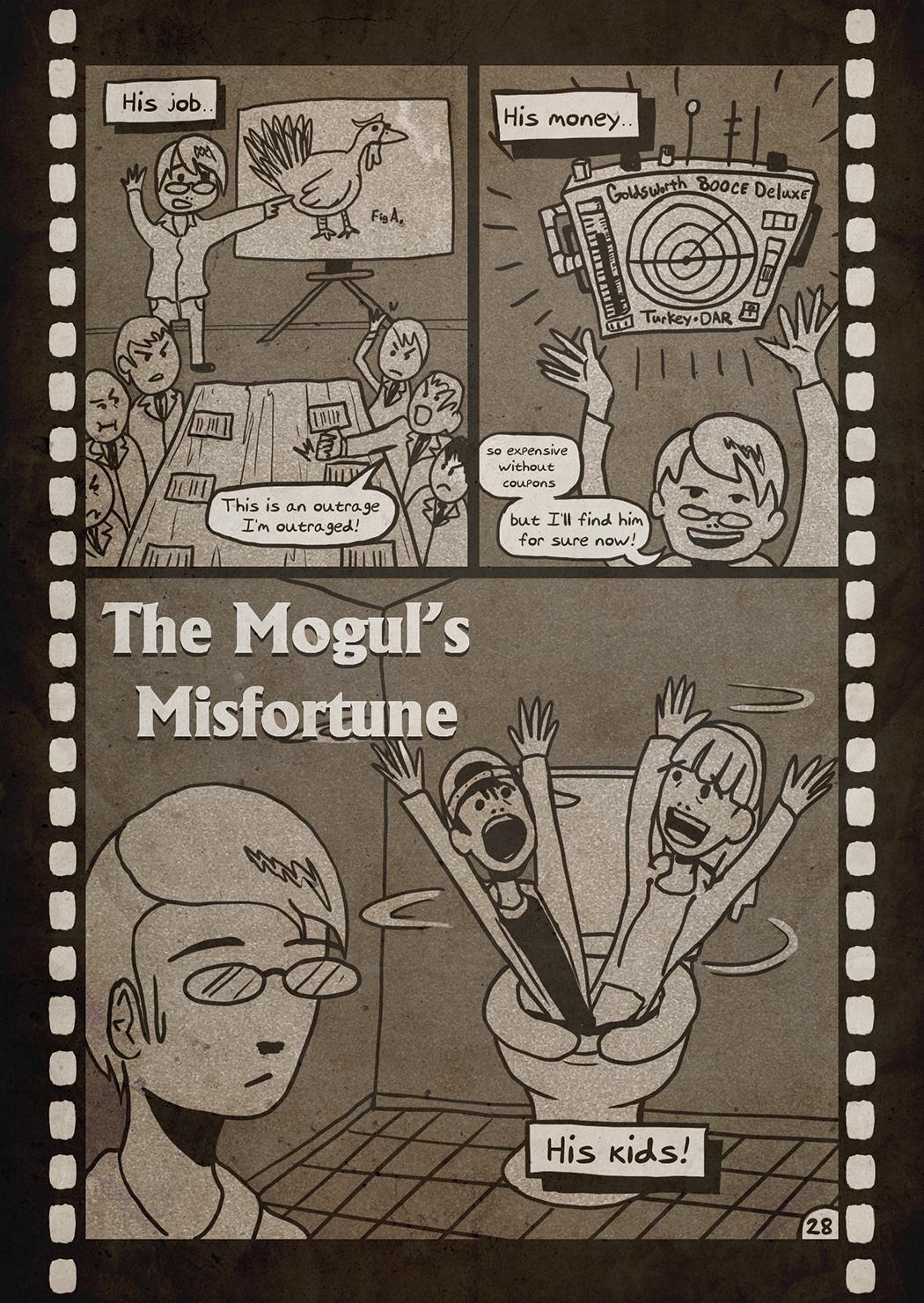 SYSoaB 2019 – 28 – The Moguls Misfortune